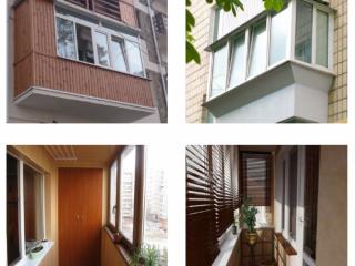 Строительство балконов под ключ
