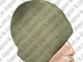 Вязаные мужские шапки
