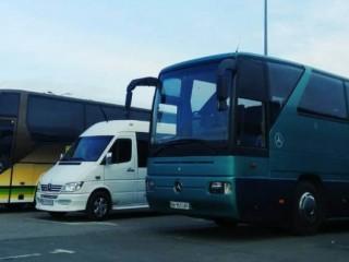 Заказ и аренда автобуса, микроавтобуса. Пассажирские перевозки по Одессе, Украине, СНГ и Европе. Трансфер.
