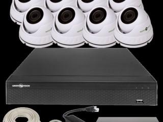 IP Комплект Відеоспостереження GV-ІР-К-L26/08 1080 P