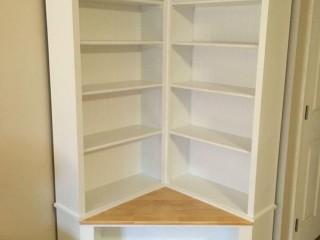 Проектування та виготовлення меблів для гардеробної кімнати, шафи-купе