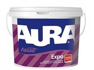 Универсальная Краска Aura Fasad Expo (Акционная цена!)