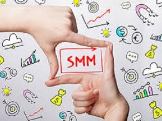 SMM продвижение- раскрутка в соцсетях.
