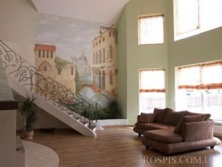 Художественная роспись стен - заказать в Киеве и Украине