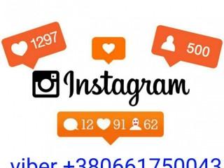 Накрутка подписчиков, Раскрутка, Продвижение, Вывод в Топ Instagram