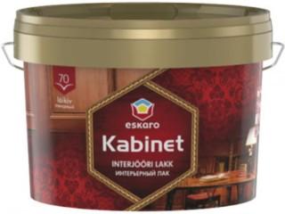Высококачественный Интерьерный лак Лак Eskaro Kabinet (Акционная цена!)