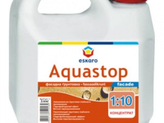 Грунтовки Eskaro Aquastop (Акционные цены!)