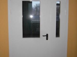 Двері металеві протипожежні вогнестійкістю EI-30 та EI-60 від виробника.