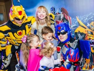Детские праздники Днепр. Аниматоры, Шоу и Декор