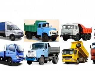 Вывоз строймусора, хлама, грунта, снега, авто от 1 до 30 тонн