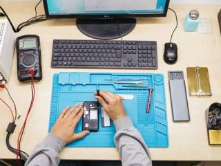 Ремонт Xiaomi у центрі Львова з гарантією 6 місяців