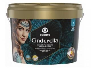 Интерьерная краска для стен Eskaro Cinderella (2,7 л.) Акционная цена!