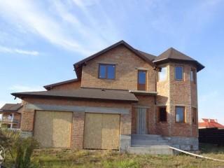 Петропавловская Борщаговка хороший уютный новый кирпичный дом