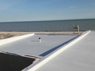Монтаж и ремонт мембранных крыш