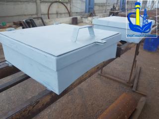 Изготовление люков лаз (ЛЛ) для резервуаров и емкостей