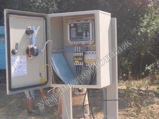 Шкафы управления станции «Каскад» для водонапорных башен продажа, монтаж Днепропетровск