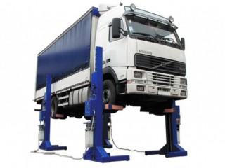СТО грузовых автомобилей. Ремонт грузовых авто.