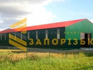 Строительство ангаров, зернохранилищ, складов, навесов.