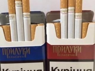 Cигареты Прилуки оптовая цена - 260.00$
