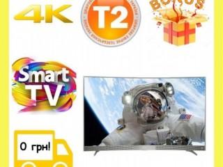 "Гнутий Телевізор Thomson 55UD6596 Ultra HD, 55"", Smart TV"