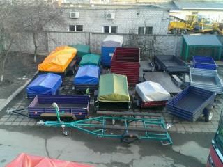 Прицепы Лев по низким ценам от Завода с БЕСПЛАТНОЙ доставкой