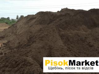 Чорнозем Луцьк торфокрихта з доставкою PisokMarket
