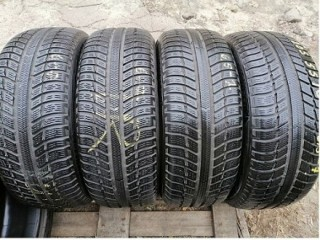 Michelin Primacy Alpin 205/55R16 шины бу зима 195/215/225/235/55/60/65/70