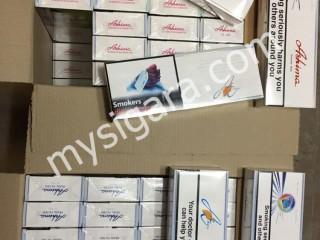 Продам оптом сигареты Ashima (красная, синяя).
