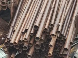 Металлические трубы d-100 мм б.у.