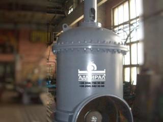 Изготовление задвижек клиновых Ду 300-2400 мм