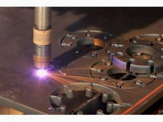 Лазерне різання металу з ЧПУ