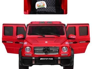 Джип Mercedes-Benz AMG M 3567EBLR 2 мотора 35W, аккумулятор 12V10AH до 30кг в наличии Днепр